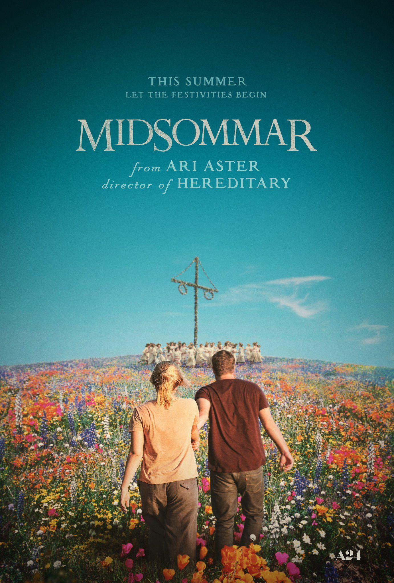 Αποτέλεσμα εικόνας για MIDSOMMAR by Ari Aster