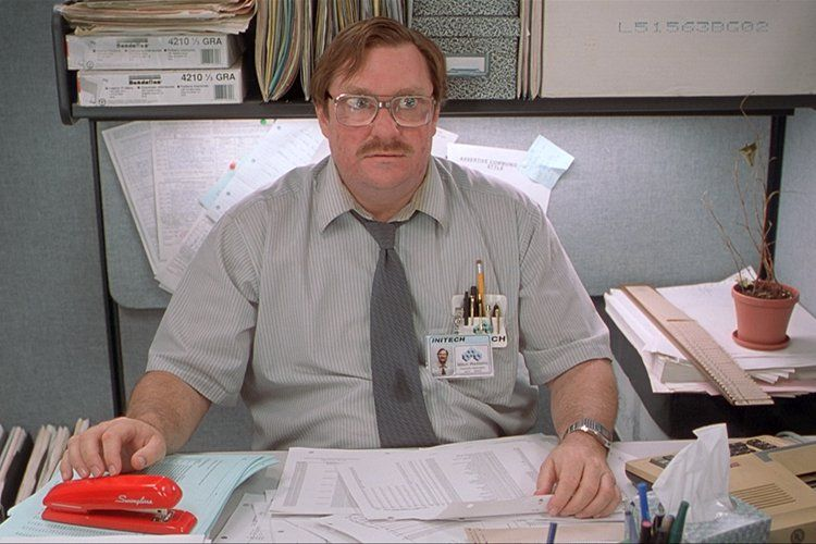 20 Years After 'Office Space', We Need a New Version for the Gig Economy