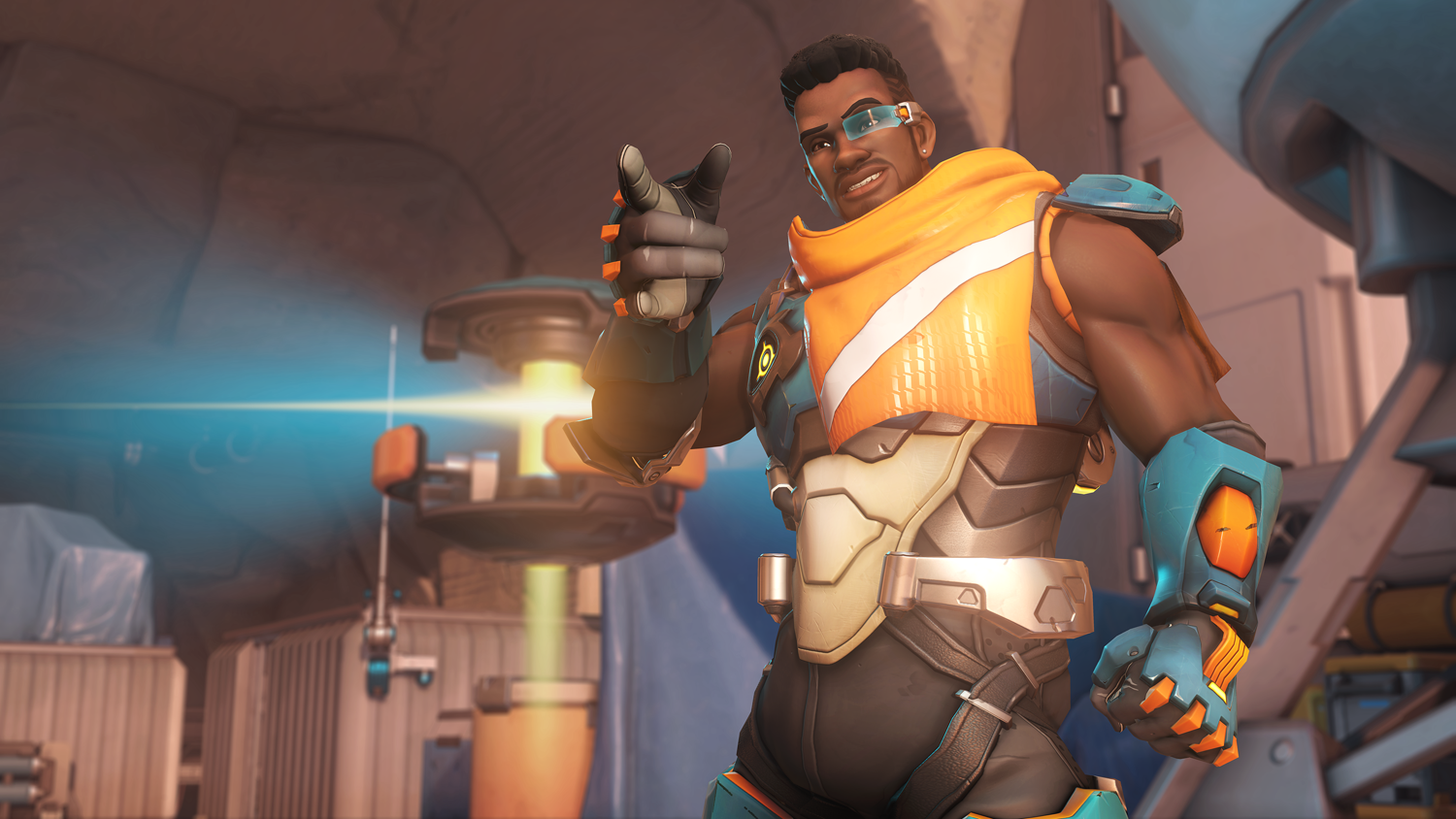Overwatch New Hero Baptiste Explained Heres What He Can