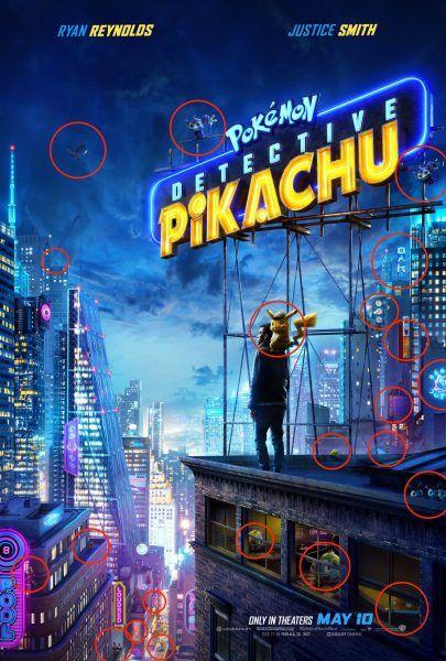 pokemon-detective-pikachu-poster-easter-eggs
