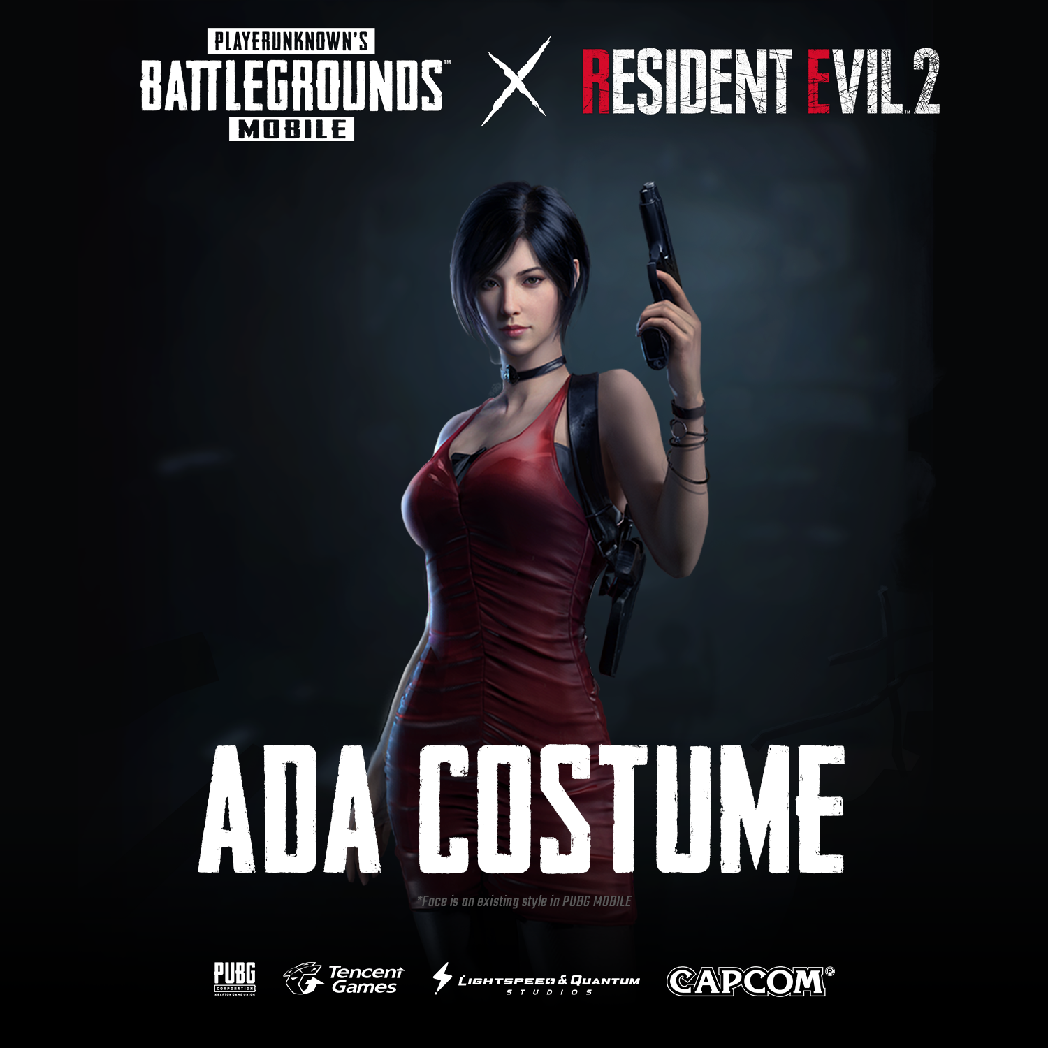 PUBG MOBILE Resident Evil 2 Skins Giveaway Includes Leon, Claire