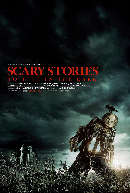 پوستر جدید فیلم Scary Stories To tell in the dark | فیلم داستانهای ترسناک برای تعریف در تاریکی