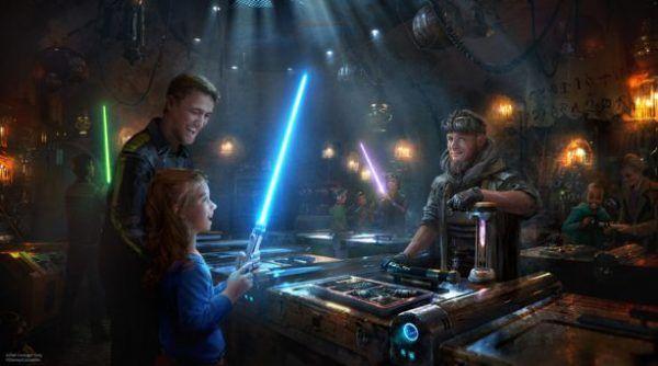 star-wars-galaxys-edge-savis-workshop-lightsabers