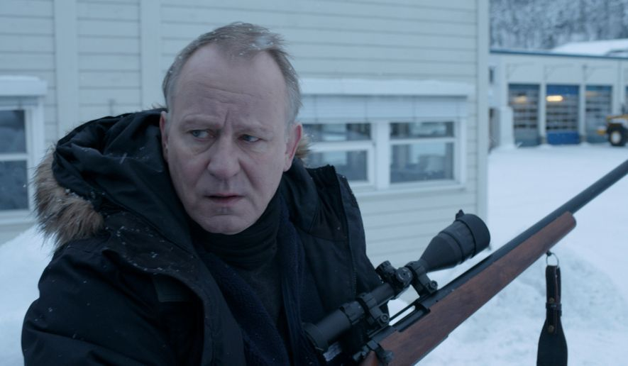 Stellan Skarsgard on In Order of Disappearance, Dune, and Chernobyl
