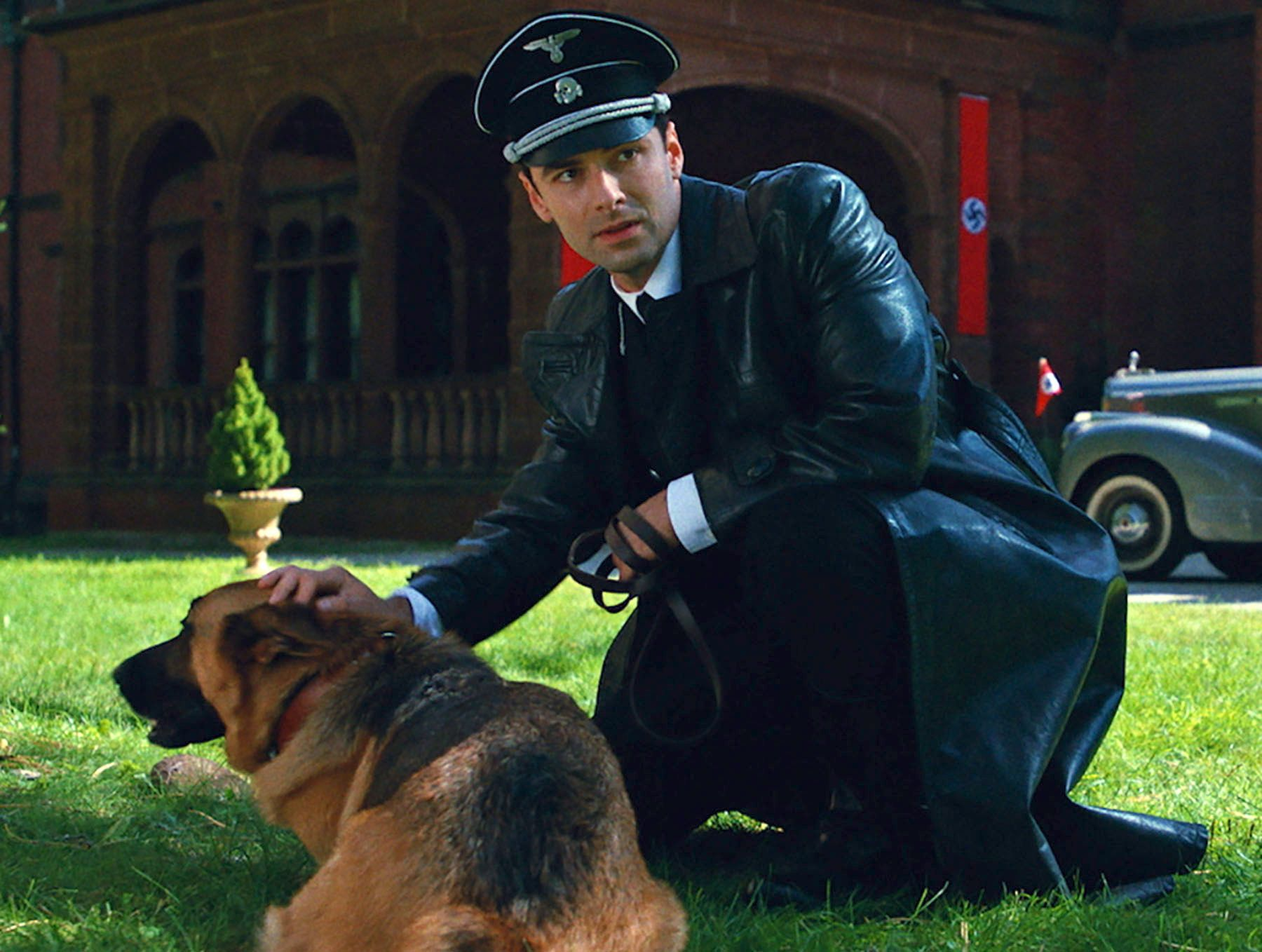 Aidan Turner on The Man Who Killed Big Hitler and Then the