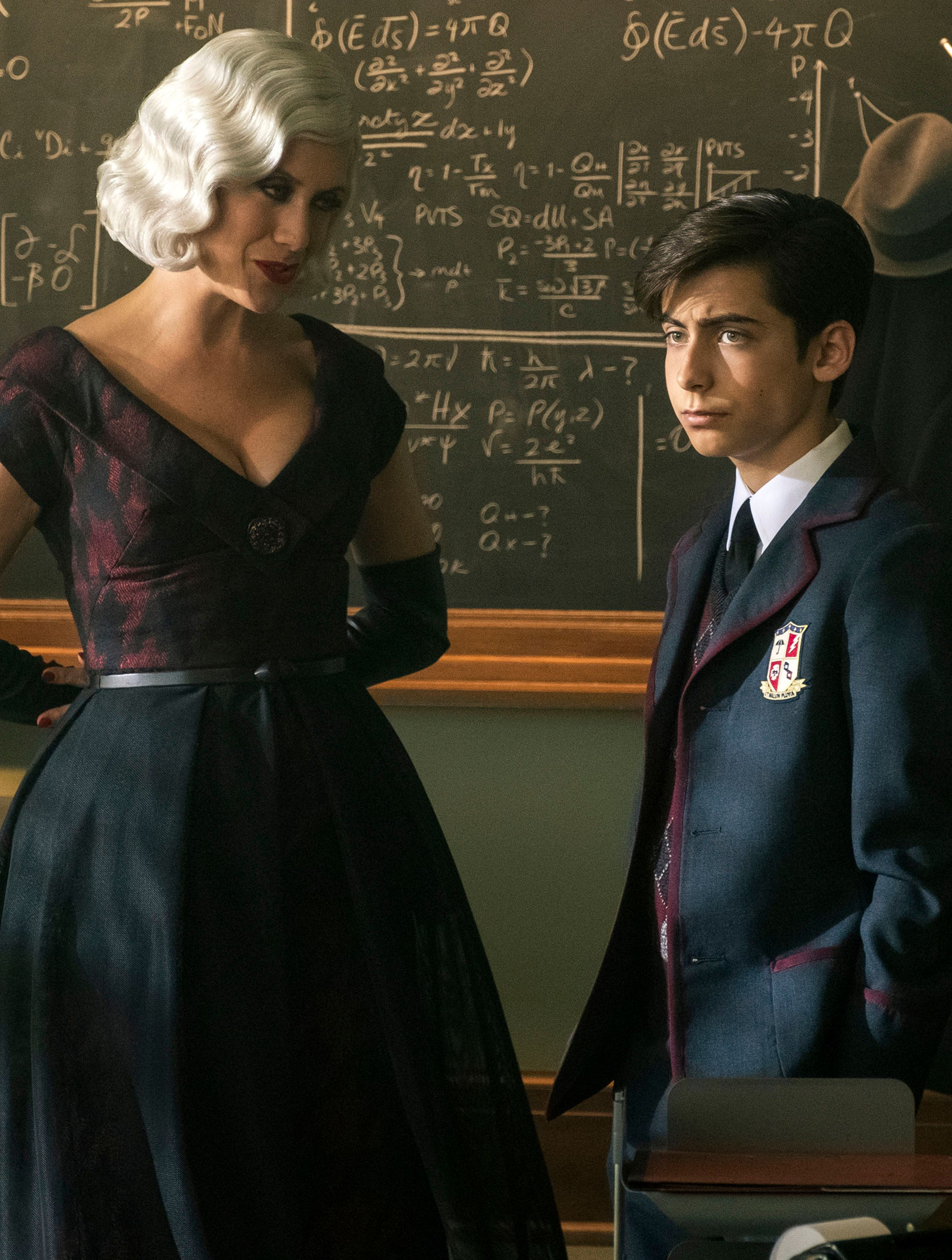 The Umbrella Academy: Aidan Gallagher on Playing Number Five