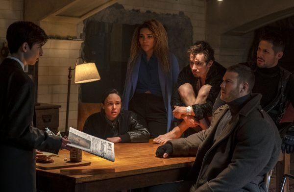 'The Umbrella Academy' Showrunner Explains Season 1's Fiery Ending