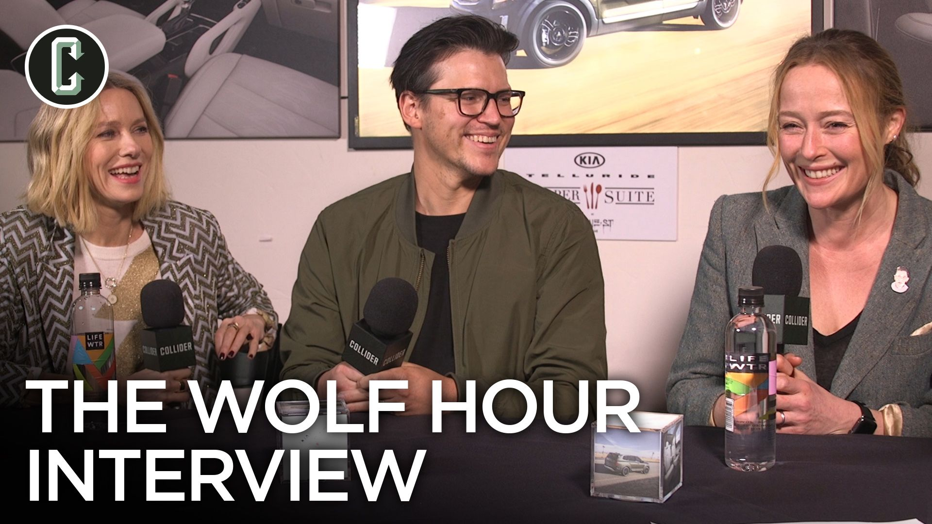 Naomi Watts on 'The Wolf Hour' & What Drew Her to the 'Game of Thrones' Prequel