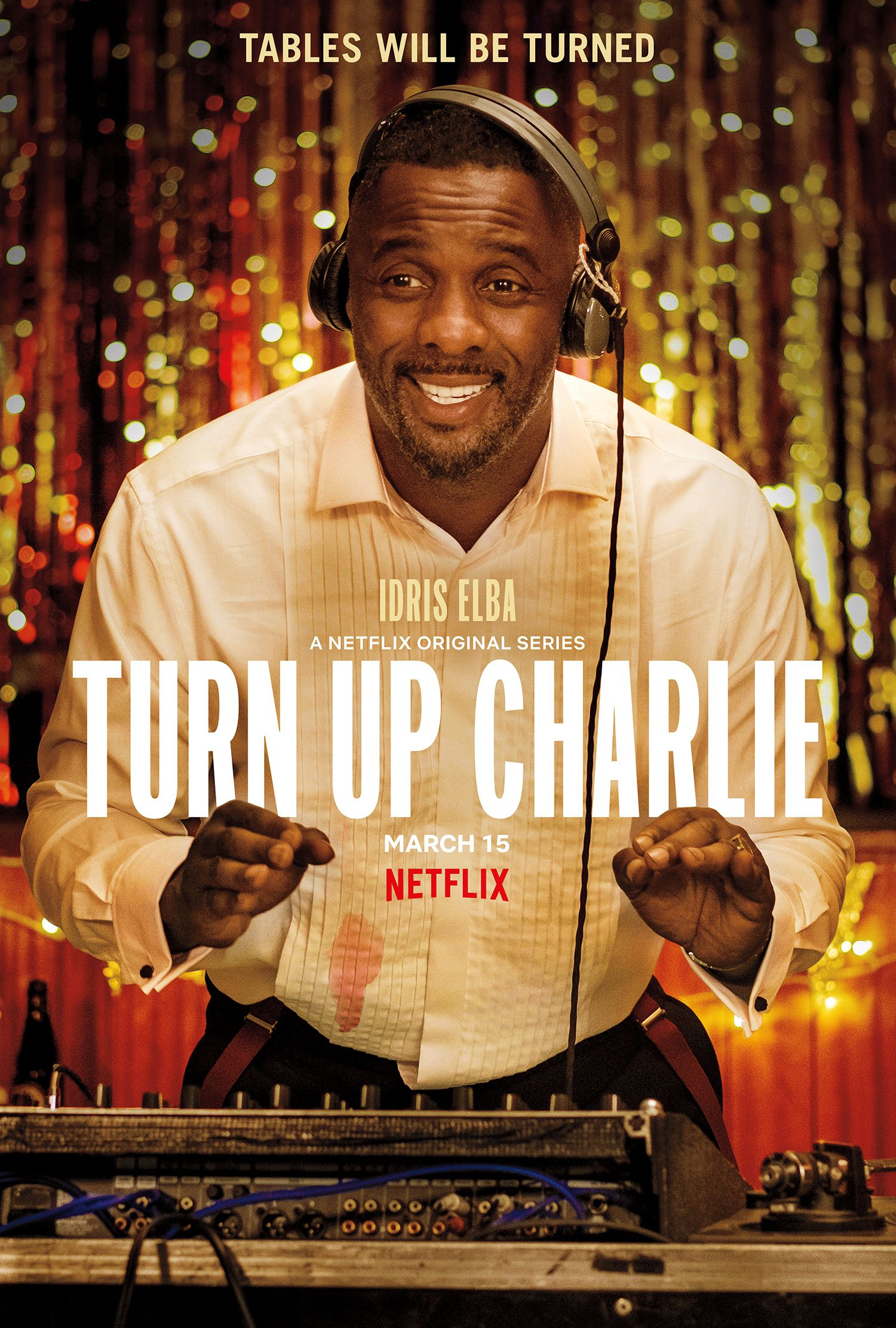 Idris Elba on Turn Up Charlie and Wanting to Do More Comedy