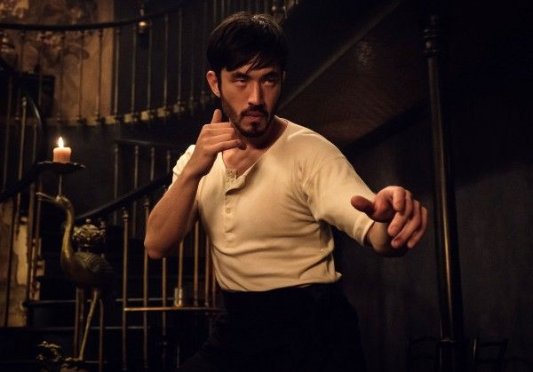 How Bruce Lee's Writings Became the Cinemax Series Warrior