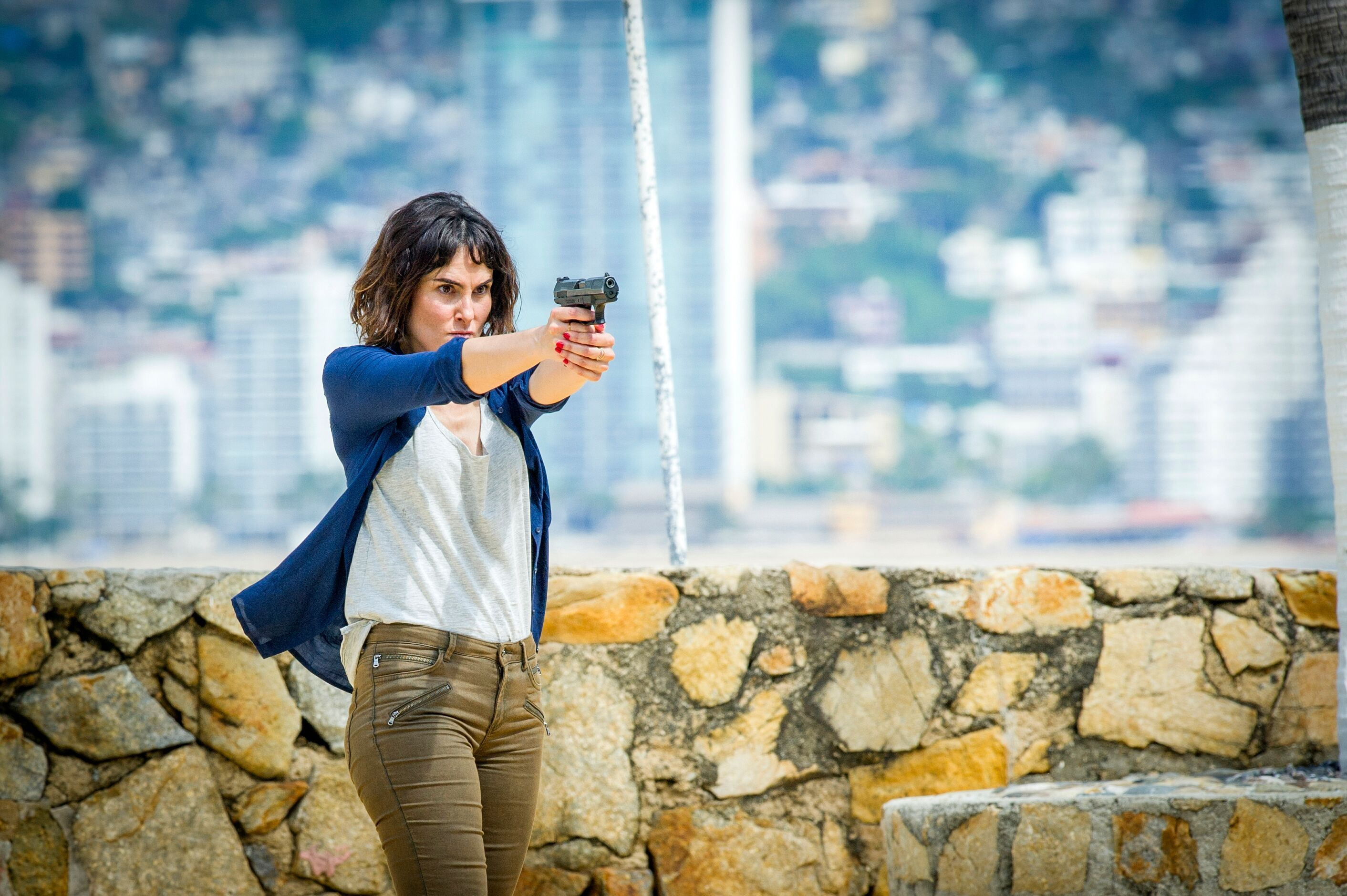 Ana Serradilla Nude welcome to acapulco trailer reveals a sun-soaked action
