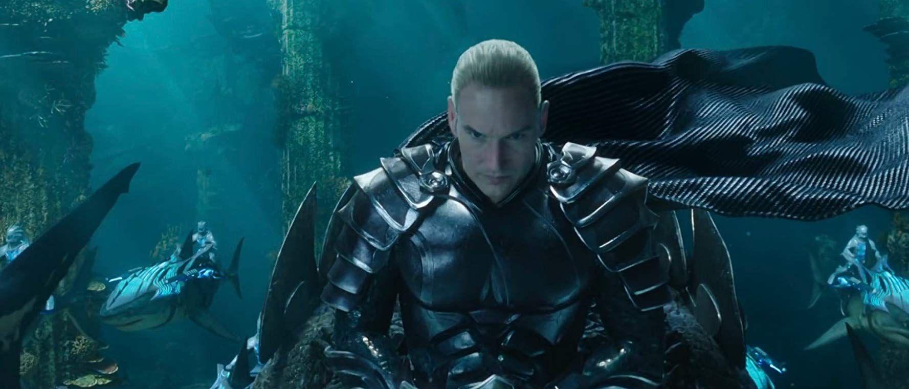 Aquaman 2 Will Bring Back Patrick Wilson as Ocean Master - Collider.com