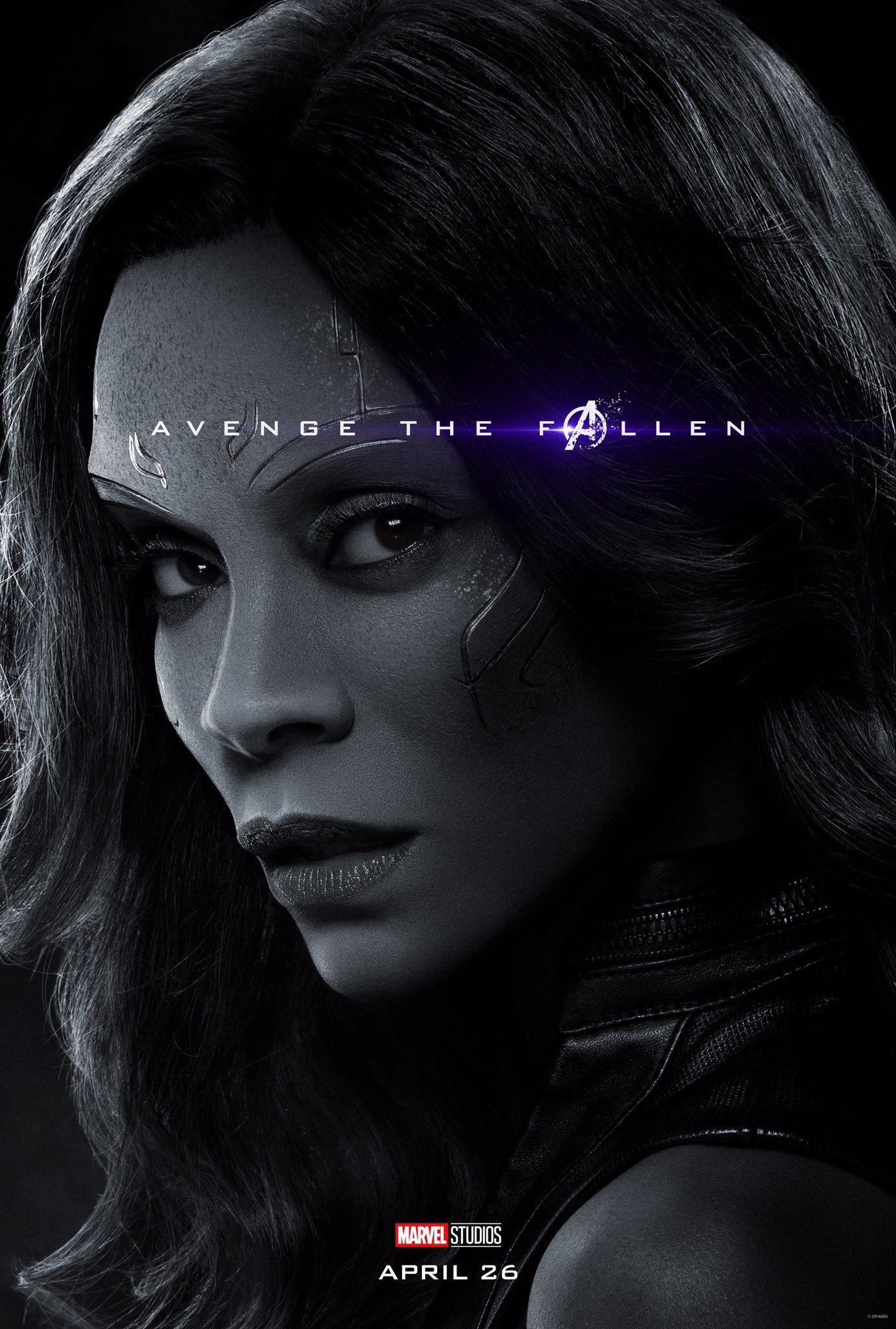 Avengers Endgame Character Posters Confirm the Living and the Dead  Collider