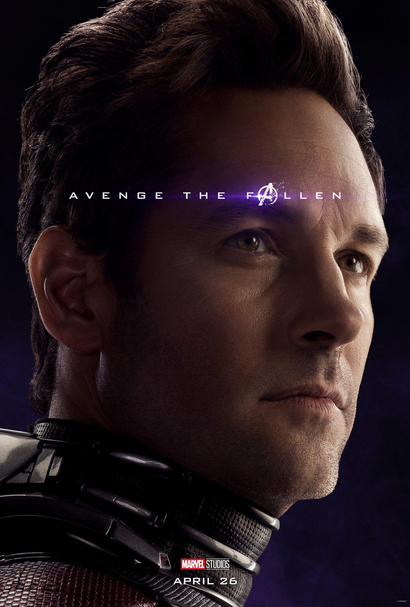 Antman Movie Poster