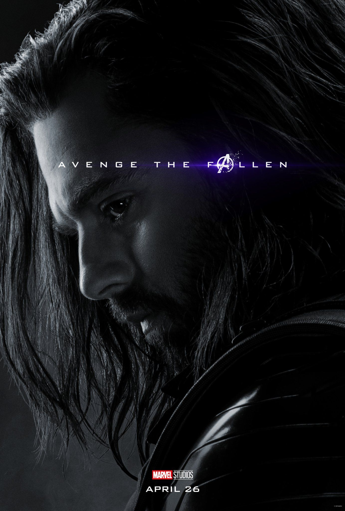 Avengers Endgame Character Posters