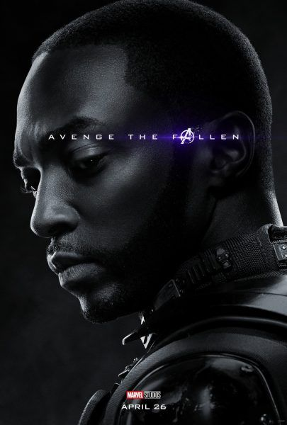 Avengers Endgame Character Posters Confirm the Living and ...