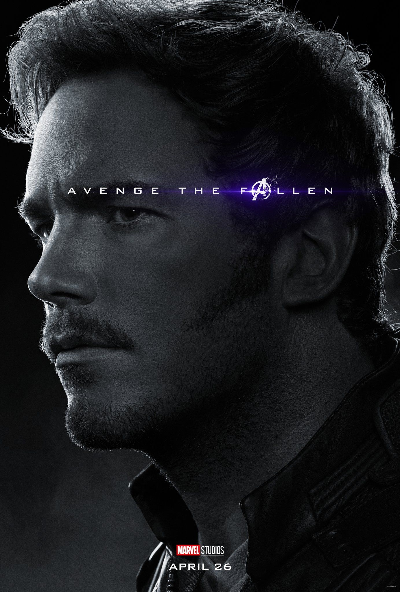 Avengers Endgame Character Posters Confirm The Living And The Dead
