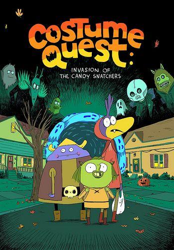 costume-quest-graphic-novel