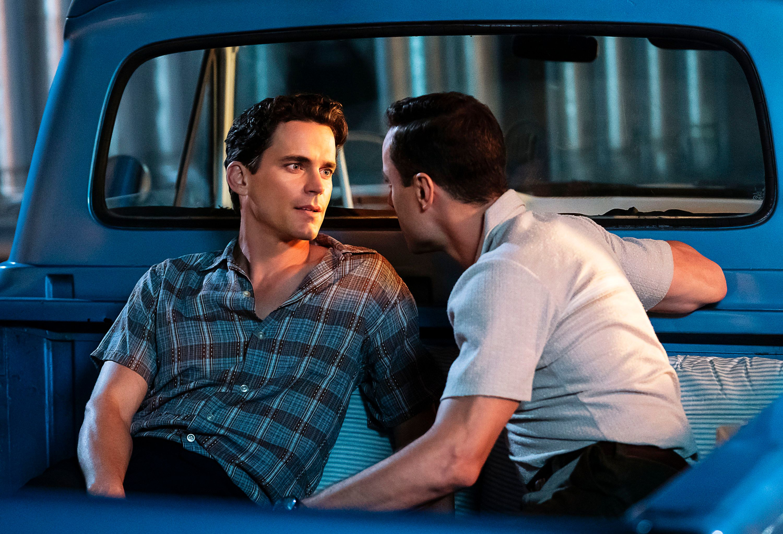 Matt Bomer On Doom Patrol And Playing A Gay Superhero