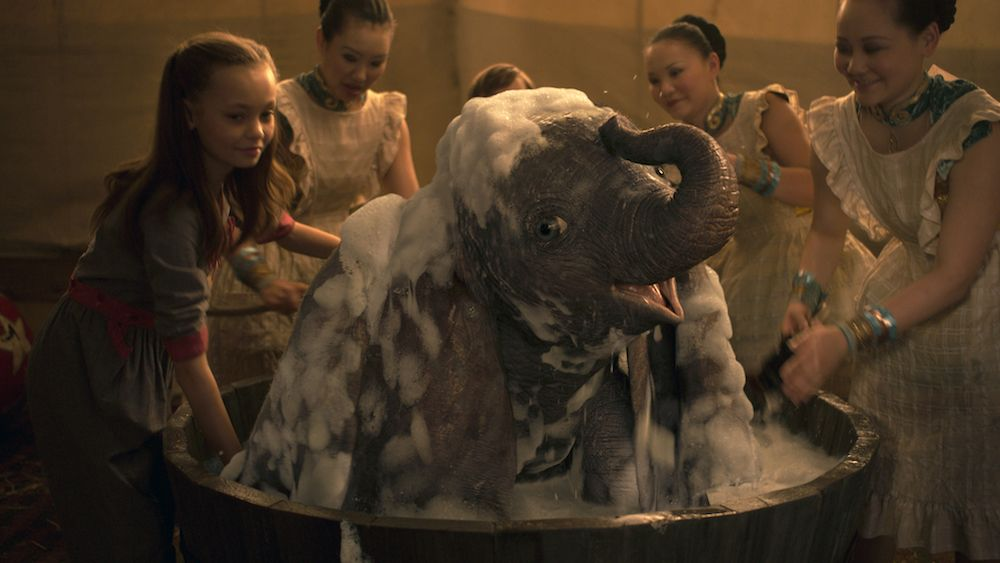 Friday Box Office: 'Dumbo' Leads with Disappointing $15 Million