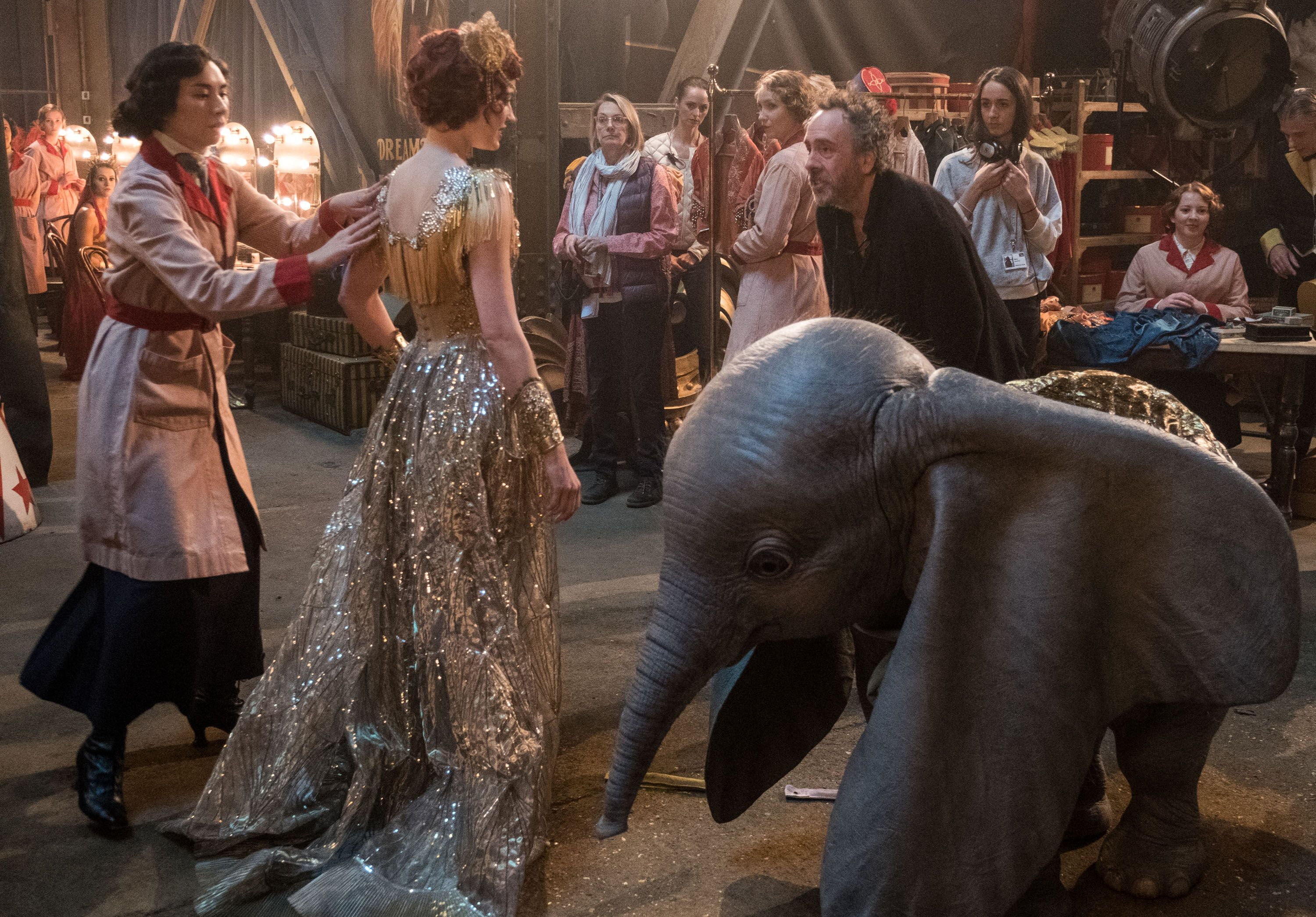 colleen atwood on dumbo and joining the disney legacy