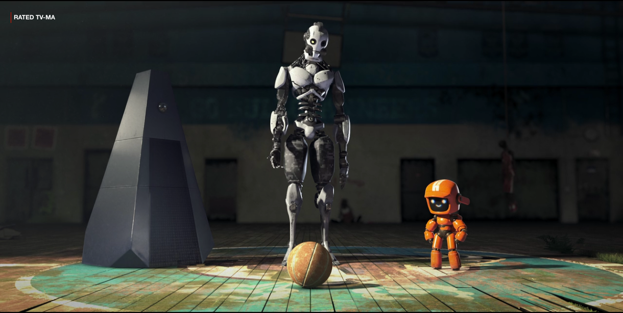 Love, Death And Robots: Love, Death And Robots: Tim Miller On His NSFW Animated