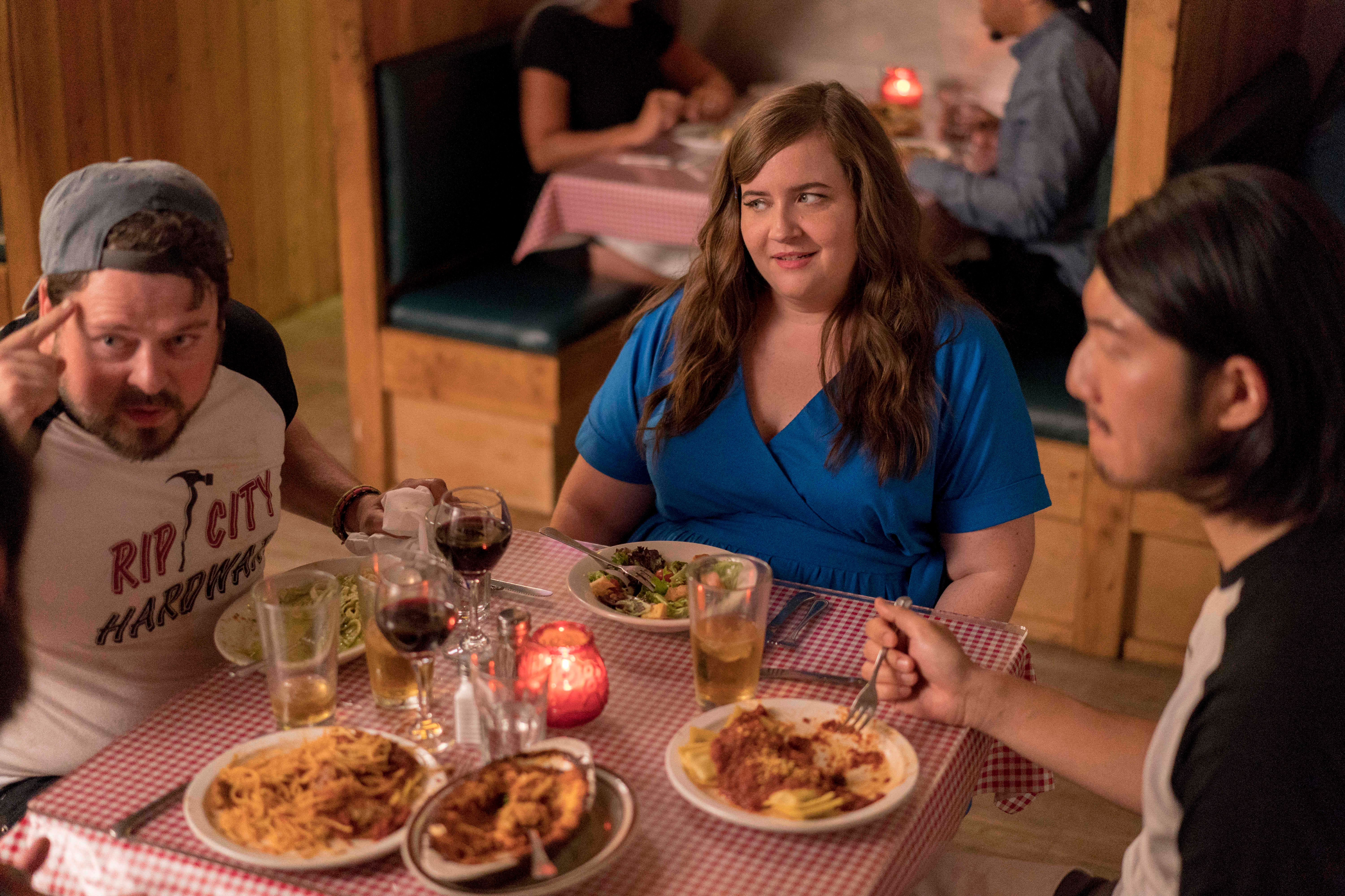Shrill Review: Hulu's Half-Hour Series Hits Home   Collider