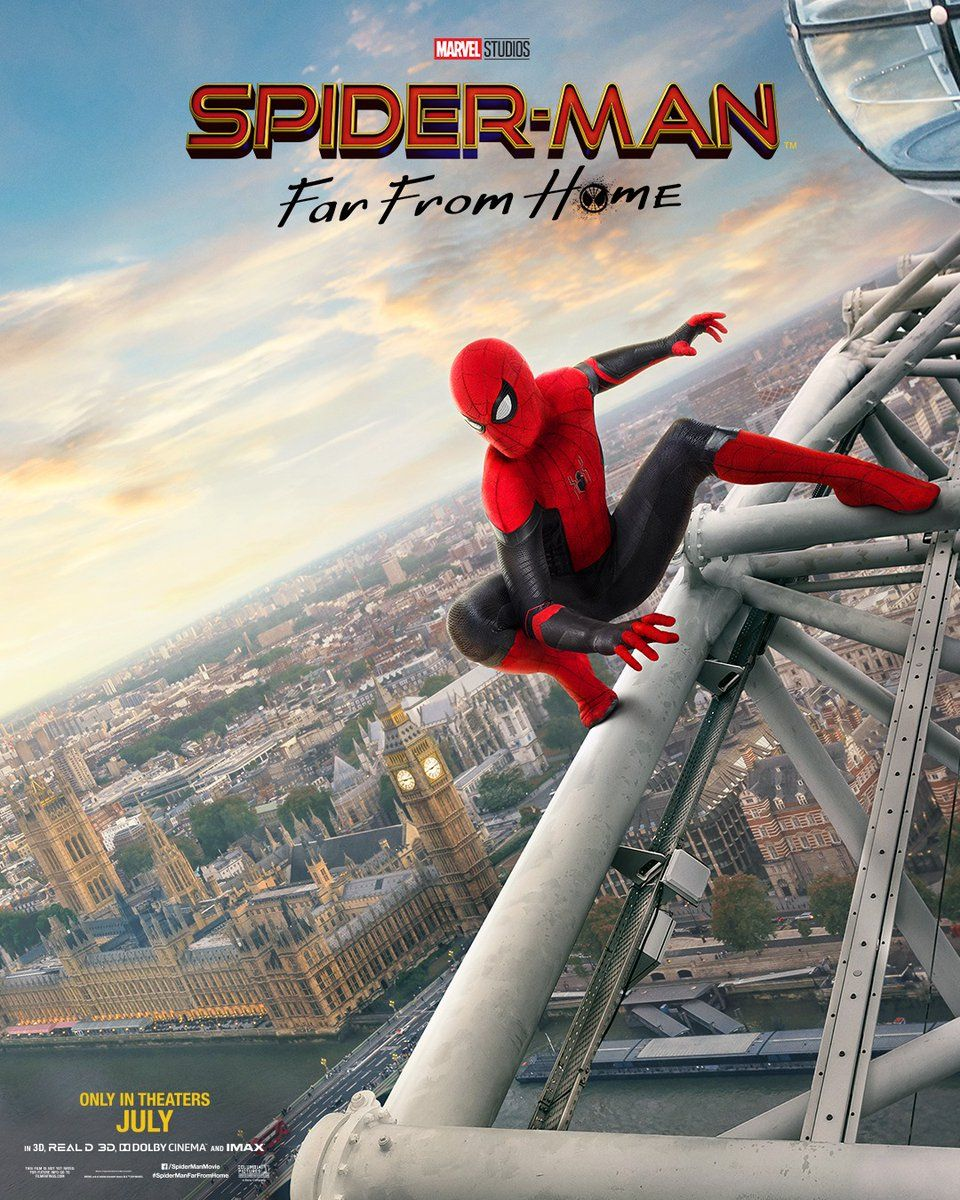 spider man: far from home - photo #36