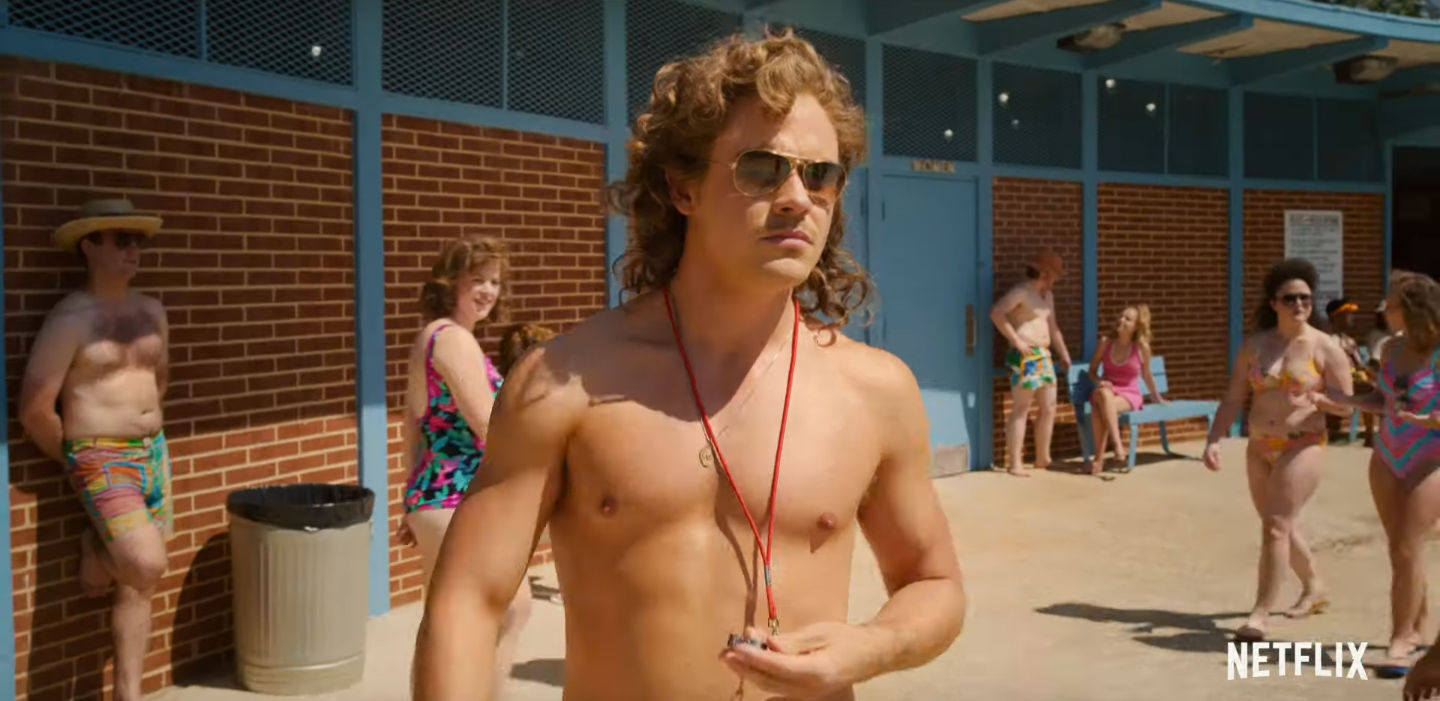Stranger Things 3: Dacre Montgomery on Becoming the Show's Big Bad