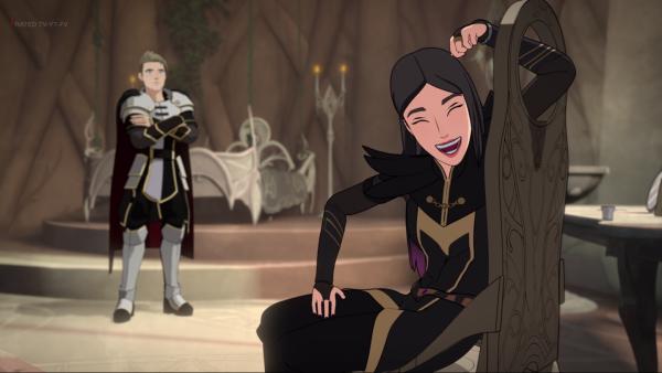 the-dragon-prince-season-2-story