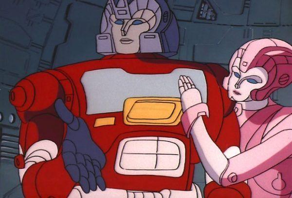 transformers-romance
