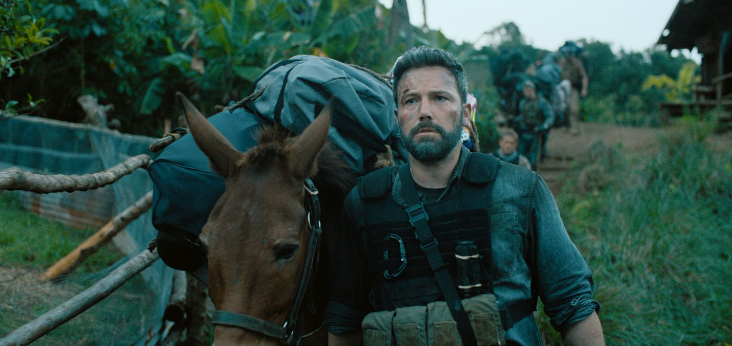 Ben Affleck on 'Triple Frontier', His Next Directing Gig, and Working with David Fincher