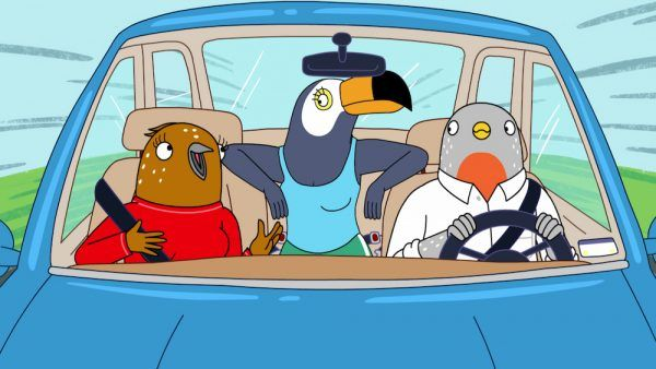 Un primo sguardo a Tuca e Bertie, la nuova serie animata Netflix 2