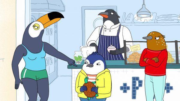 Un primo sguardo a Tuca e Bertie, la nuova serie animata Netflix 3