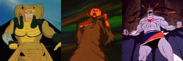 80s Cartoon Villains Ranked From Mumm Ra To Megatron