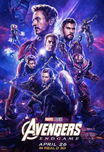 New Avengers Endgame Posters Hype Up Marvel S Mega Movie Collider