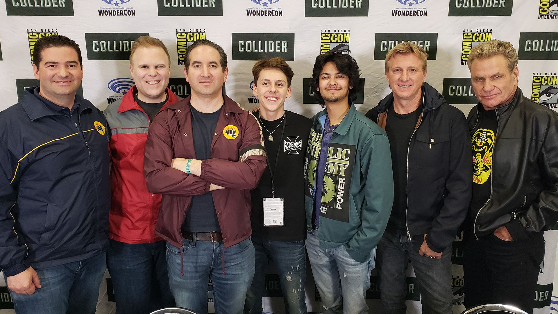 'Cobra Kai' Cast and Creators on Season 2 & the Importance of Mohawks and Montages