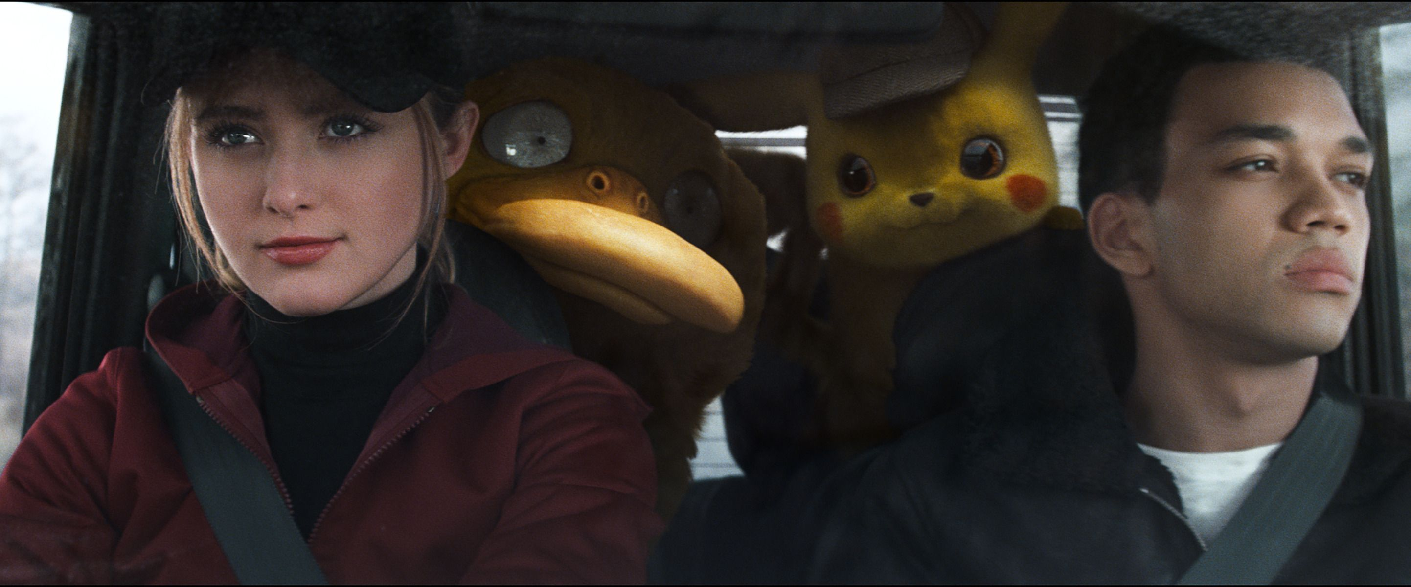 Detective Pikachu Cast And Crew Test Their Pokemon Iq In A Pop