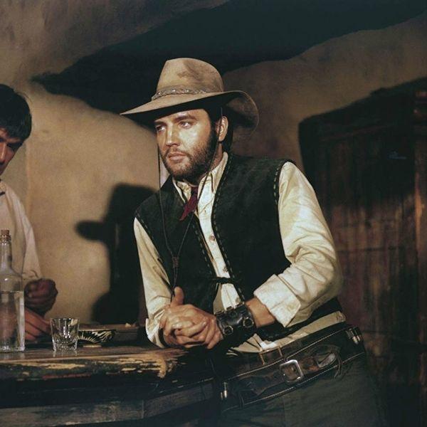 Elvis Presley in Charro