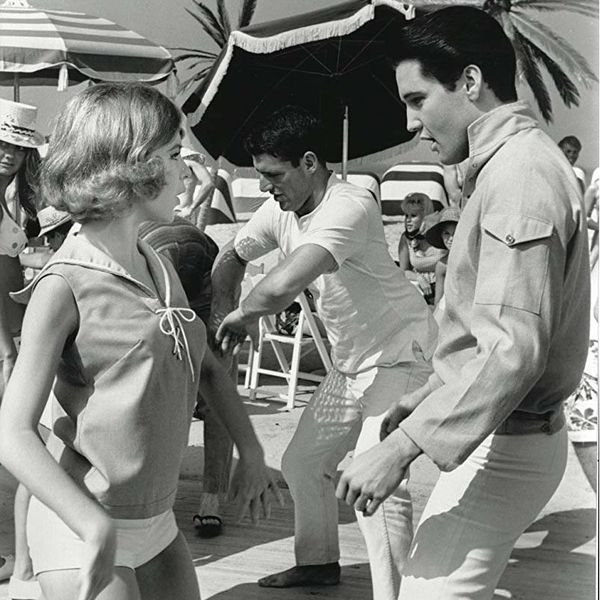 Elvis Presley and Shelley Fabares in Girl Happy