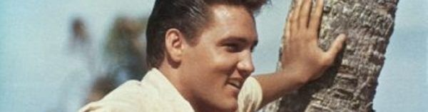 """83e41c8799a5 Elvis Presley is truly """"The King."""" Once a lonely southern boy"""
