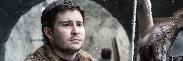 "game-of-thrones-podrick-slice ""width ="" 600 ""height ="" 200 ""srcset ="" http://cdn.collider.com/wp-content/uploads/2019/04/game-of- thrones-podrick-slice.jpg 600w, http://cdn.collider.com/wp-content/uploads/2019/04/game-of-thrones-podrick-slice-500x167.jpg 500w ""sizes ="" (max- width: 600px) 100vw, 600px ""/> </p> <p> Brace yourselves, the Battle of Winterfell is coming. But before the Night King and his army of the dead arrive to utterly decimate the North's forces (and our emotions), <strong><em> Game of Thrones </em></strong> delivered one of the loveliest episodes in series history with 'A Knight of the Seven Kingdoms'. Filled with nods to the past, satisfying character beats, and plenty of wonderful dialogue scenes, the second episode of the final season also provided plenty of fuel for the fires of internet comedy </p> <p> From Brienne's knighting to Dany's complete misery at Winterfell, 'A Knight of the Seven Kingdoms' was full of prime material. s week? It's a toss-up! Arya and Gendry inspired a trend in their own right (even the great <strong> Sophie Turner </strong> got into the viral train with an iconic reaction of her own,) and Podrick's pipes almost stole the show, but I gotta give it up to Tormund for continuing his tradition of lighting up every scene he touches with wild energy and the best reaction faces in the biz. We've seen a lot of weird shit on this show, but I don't think you can top Tormund Giantsbane's original story. </p><div><script async src="