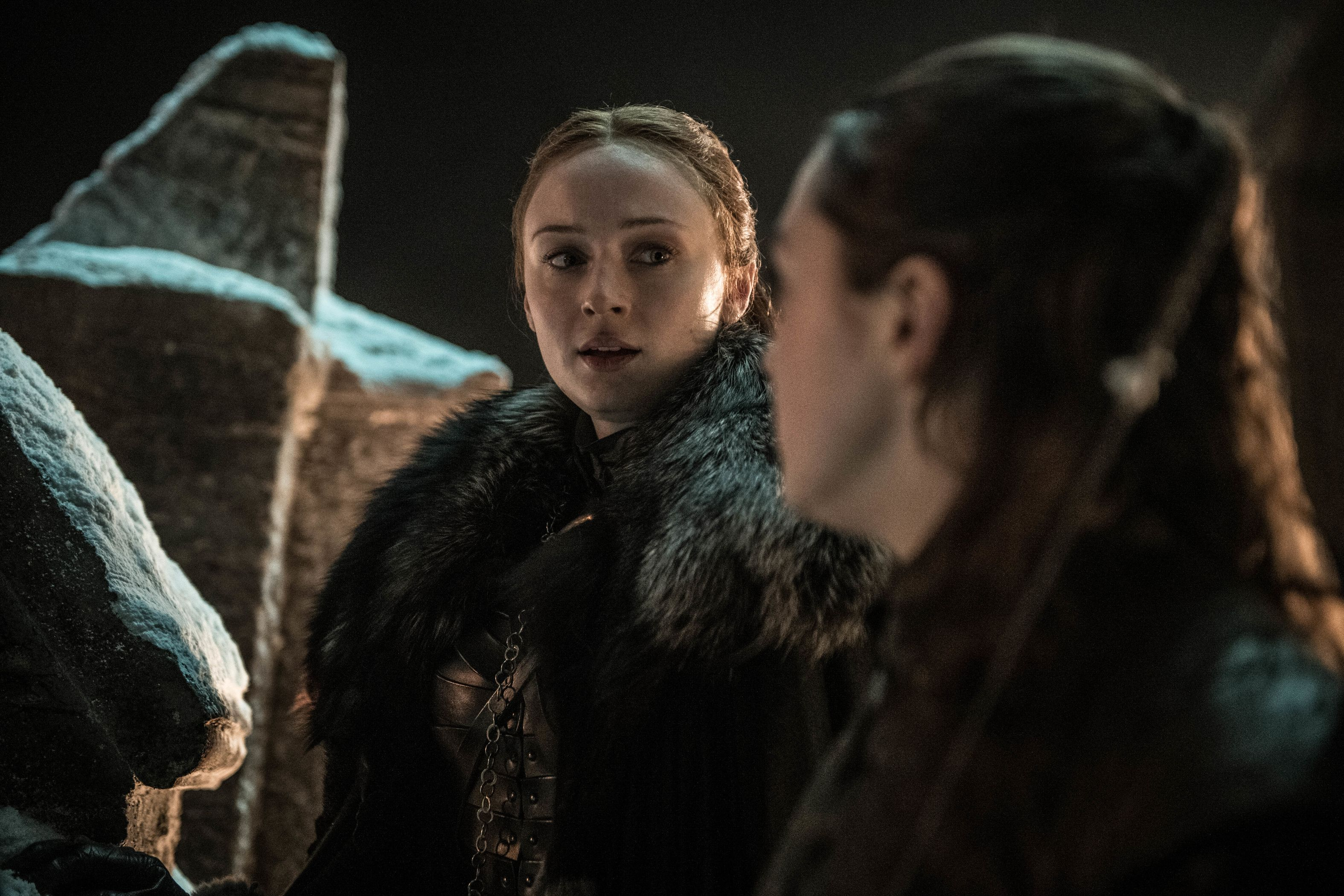 Game of Through Season 8 Episode 3 Images: The Battle of ...