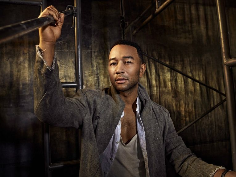 John Legend used to be an accountant before fame