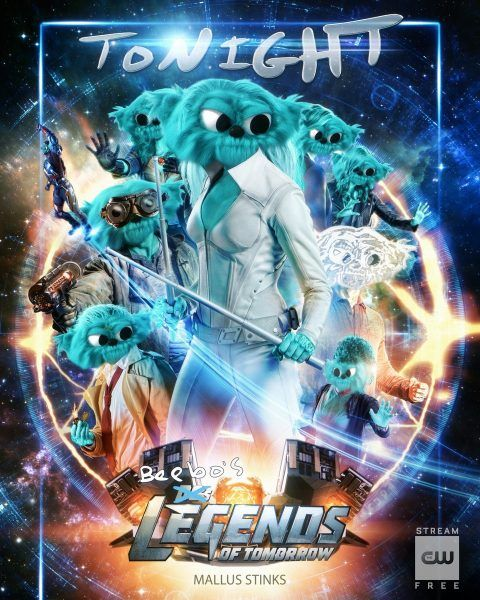legends-of-tomorrow-beebo-poster