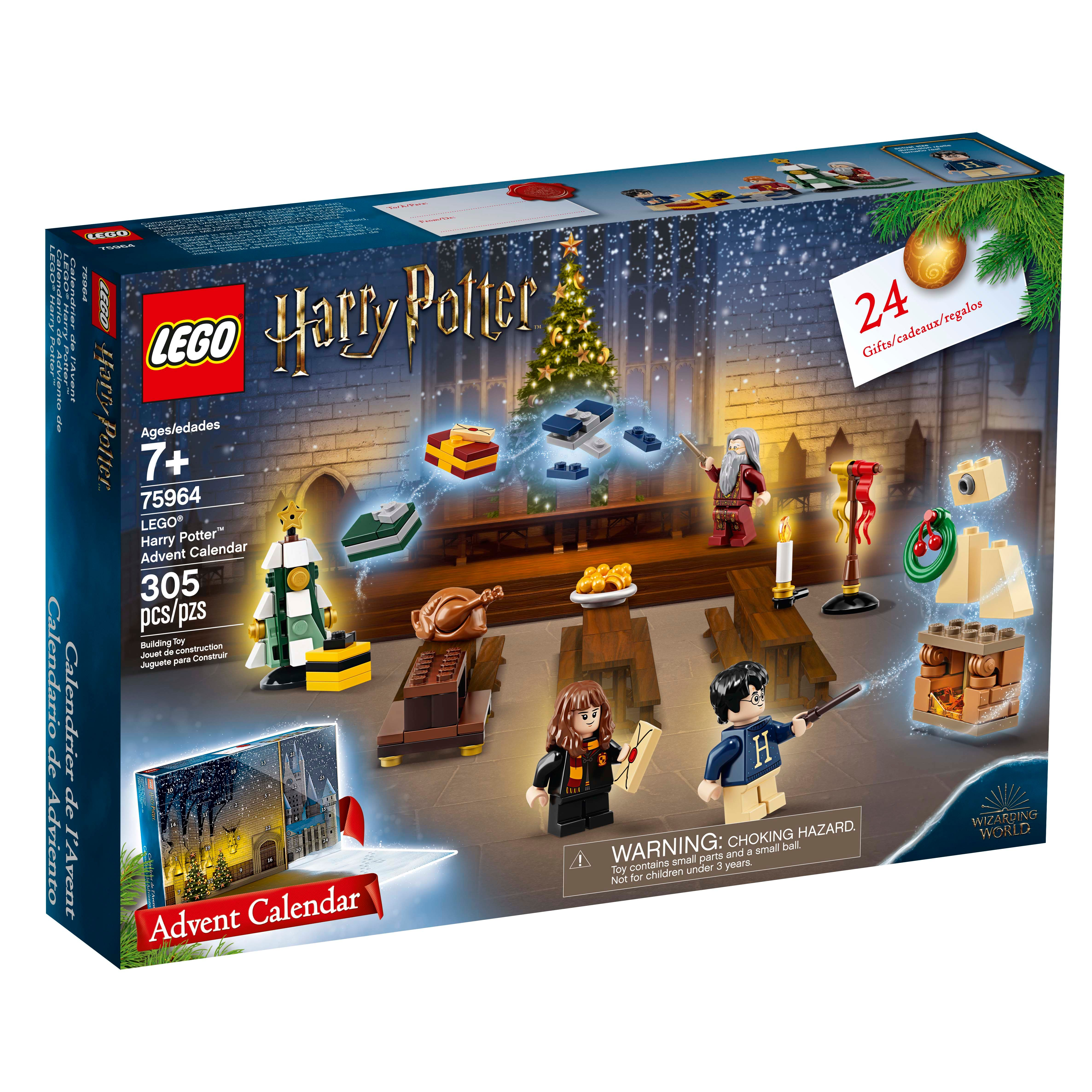 New Lego Harry Potter Sets Arriving This August First