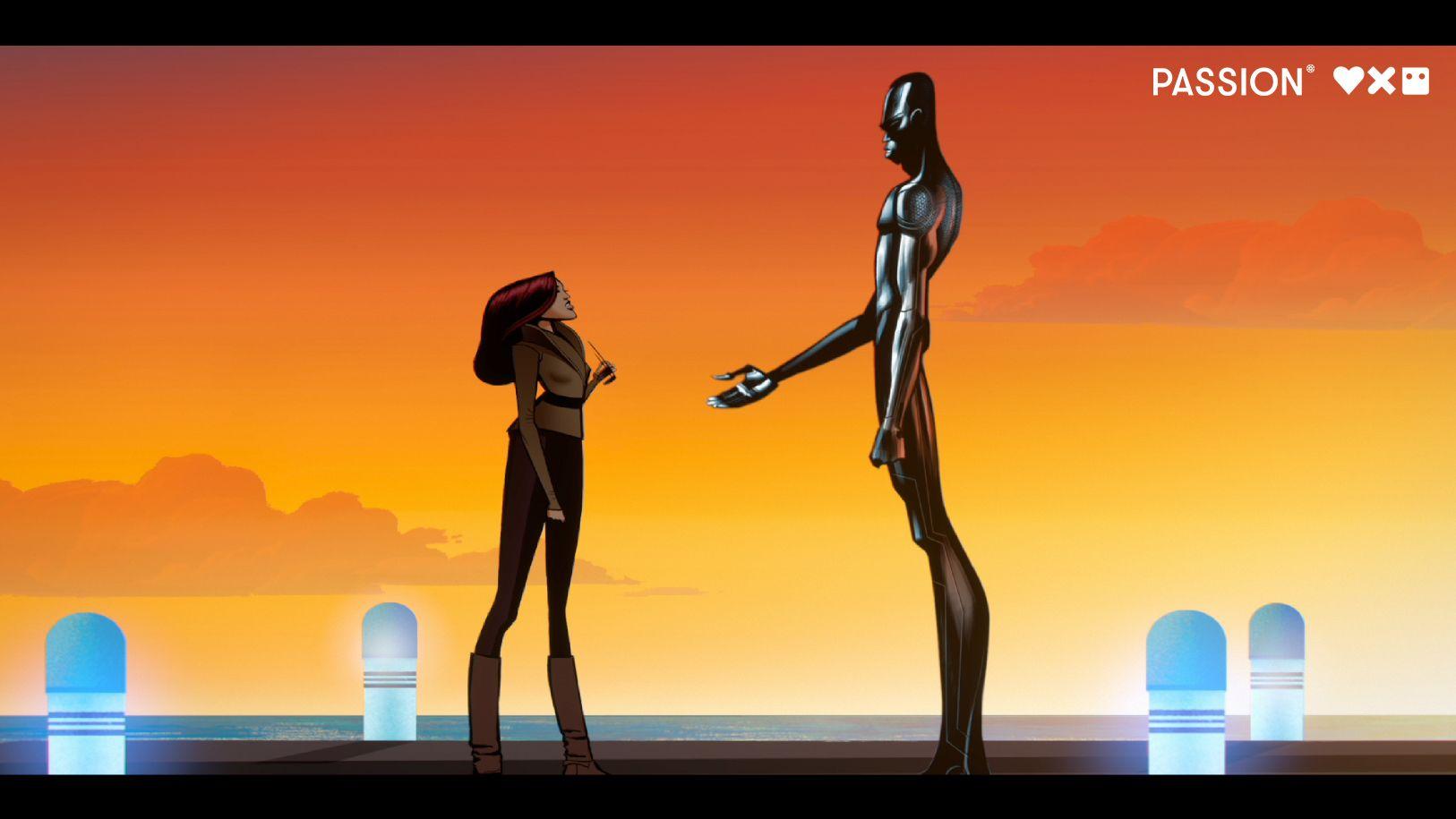 Zima Blue Director Robert Valley on His Love, Death & Robots