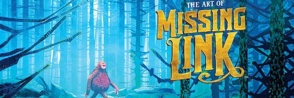 Movie Poster 2019: The Art Of Missing Link Puts LAIKA's Incredible Artistry
