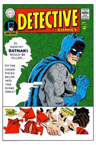 mondo-detective-comics-367-poster