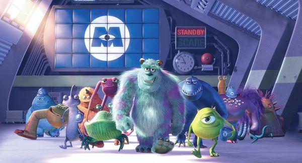 Monsters Inc Animated Series Reunites Billy Crystal And John Goodman Collider